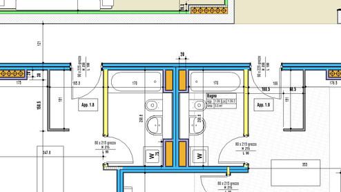 tipologie costruttive partizioni interne
