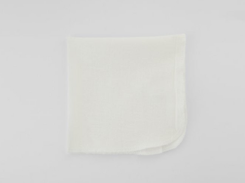 Organic Cotton Muslin Face Cloth
