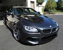 2014 BMW M6 GranCoupe