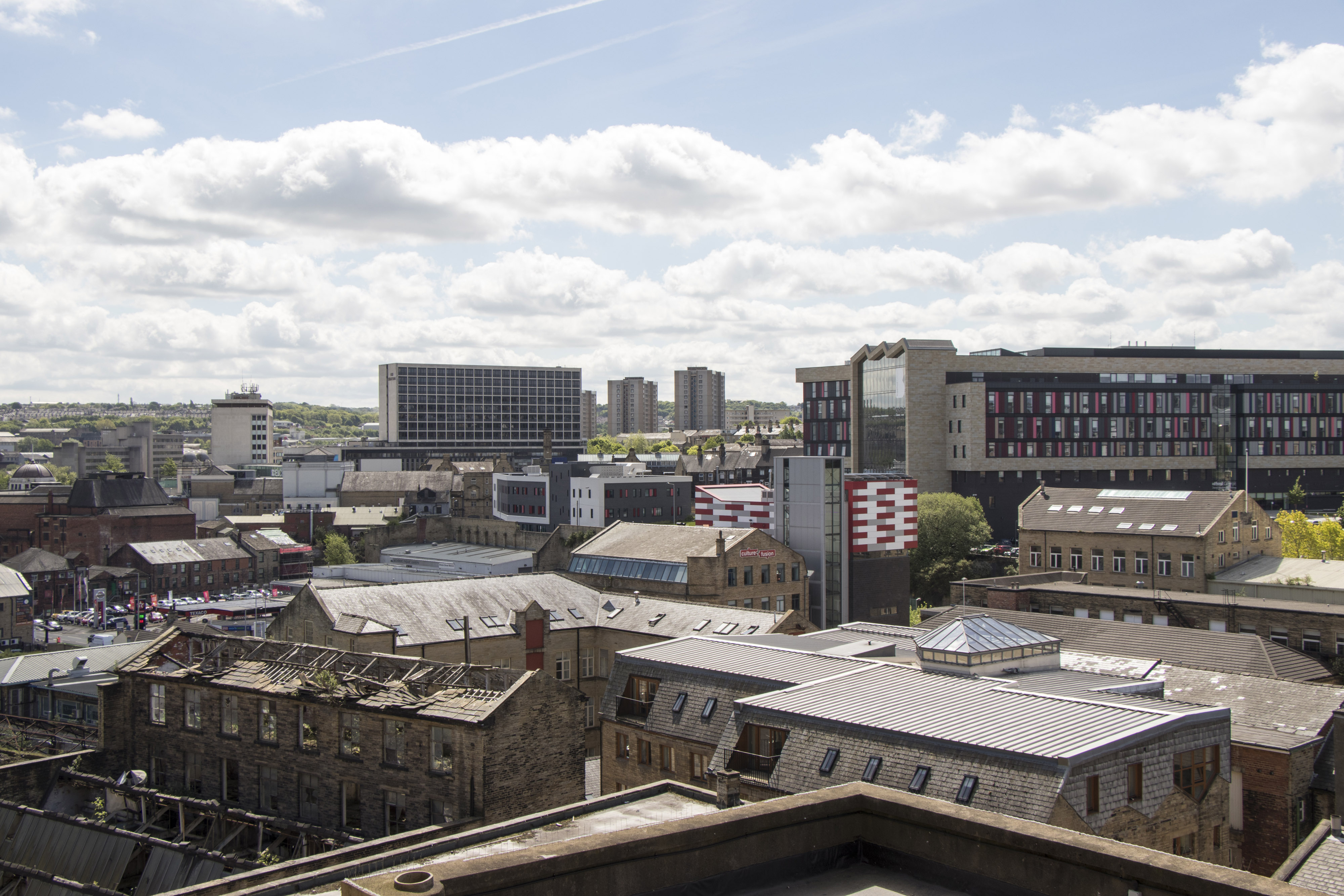 View of Bradford
