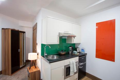 Premium Room Kitchenette