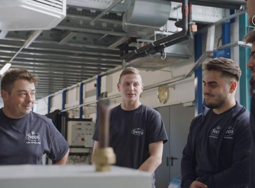 Video: Ausbildung bei der Seco Kältetechnik GmbH