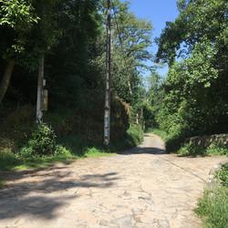 Planificación de la ruta del Camino de Santiago