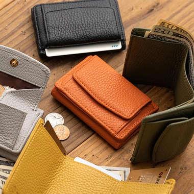 三つ折り財布