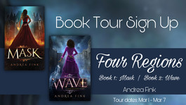 *CLOSED* Creative Tour Sign Ups: Four Regions series by Andrea Fink