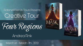 Creative Tour: Four Regions by Andrea Fink