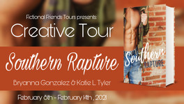 Creative Tour: Southern Rapture by Bryanna Gonzalez & Katie L. Tyler