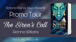Promo Tour: The Siren's Call by Alonna Williams