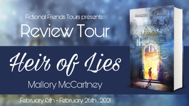 Review Tour: Heir of Lies by Mallory McCartney
