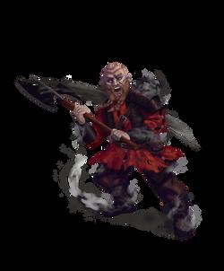 Umbra Warrior