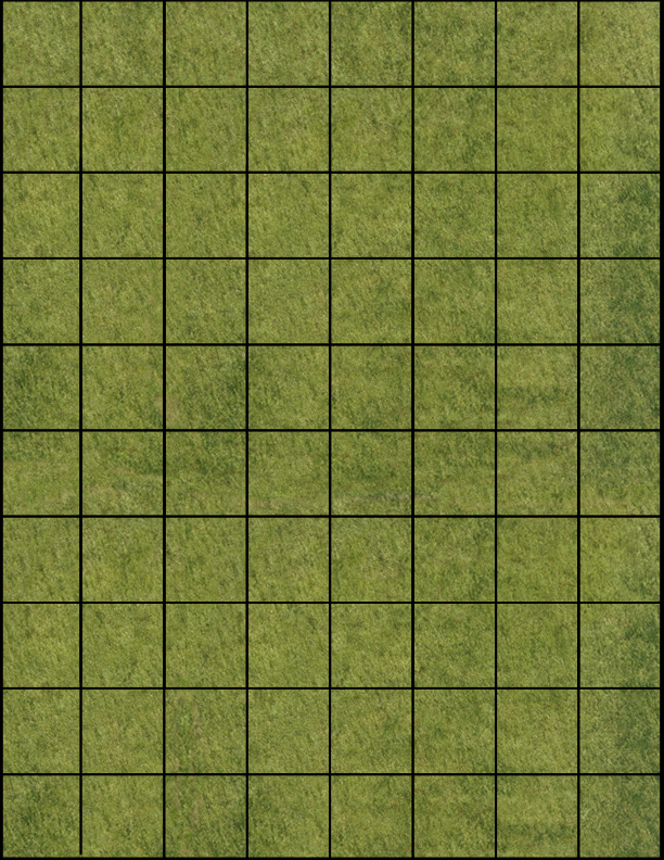 Grass Tile Map