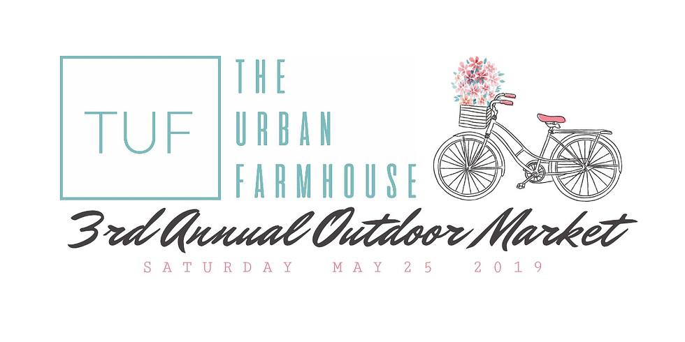 3rd Annual Outdoor Market ~ Vendor Registration