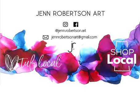 Introducing Jenn Robertson Art!