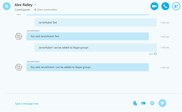Starting a Web App Bot on Azure