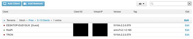 Setting up a Terraria Server on Raspberry Pi using Hamachi