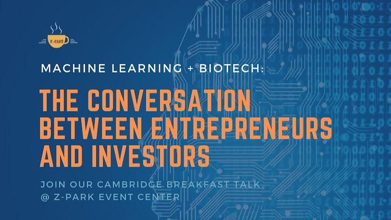 Z-Cafe: THE CONVERSATION BETWEEN ENTREPRENEURS AND INVESTORS