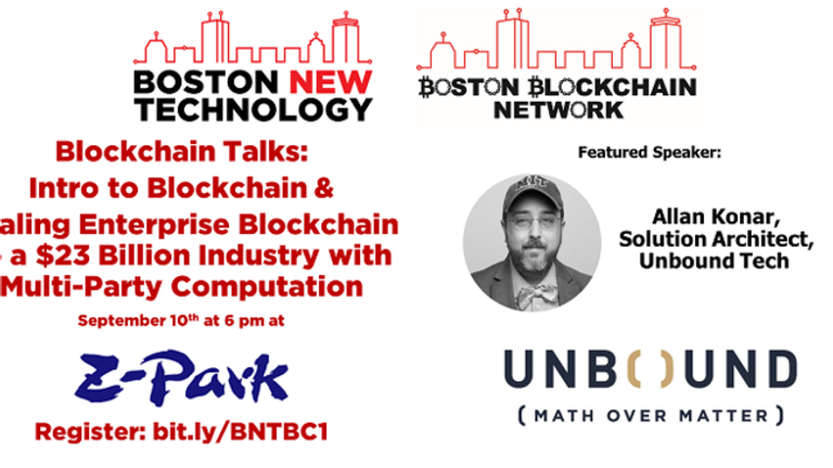 Blockchain Talks: Intro to Blockchain & Cryptocurrencies