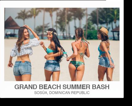 Grand Beach Summer Bash