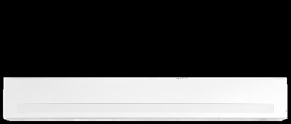 virlight 3.0 – UV-C-Desinfektion pur, UV-C Luftreiniger, Farbe: weiß