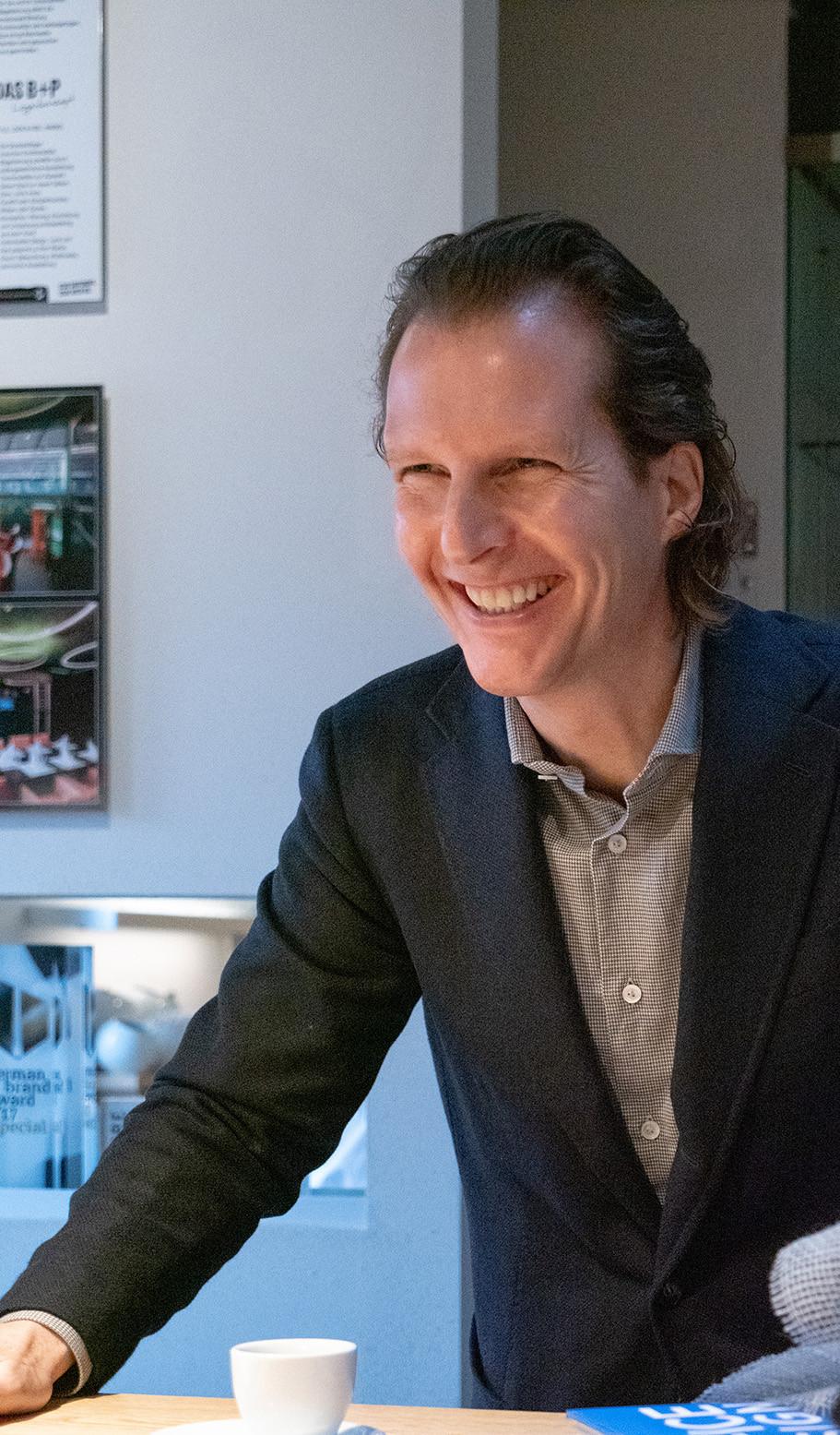 Olav Gutting MdB im Gespräch über die virlight in Bad Schönborn