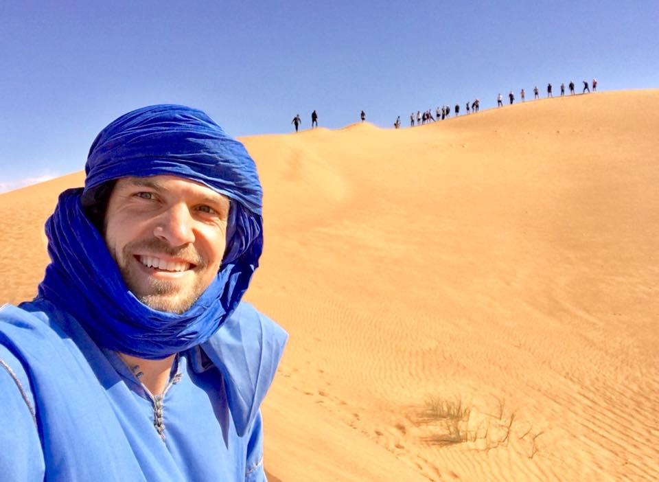 Moroccan Sahara 2018