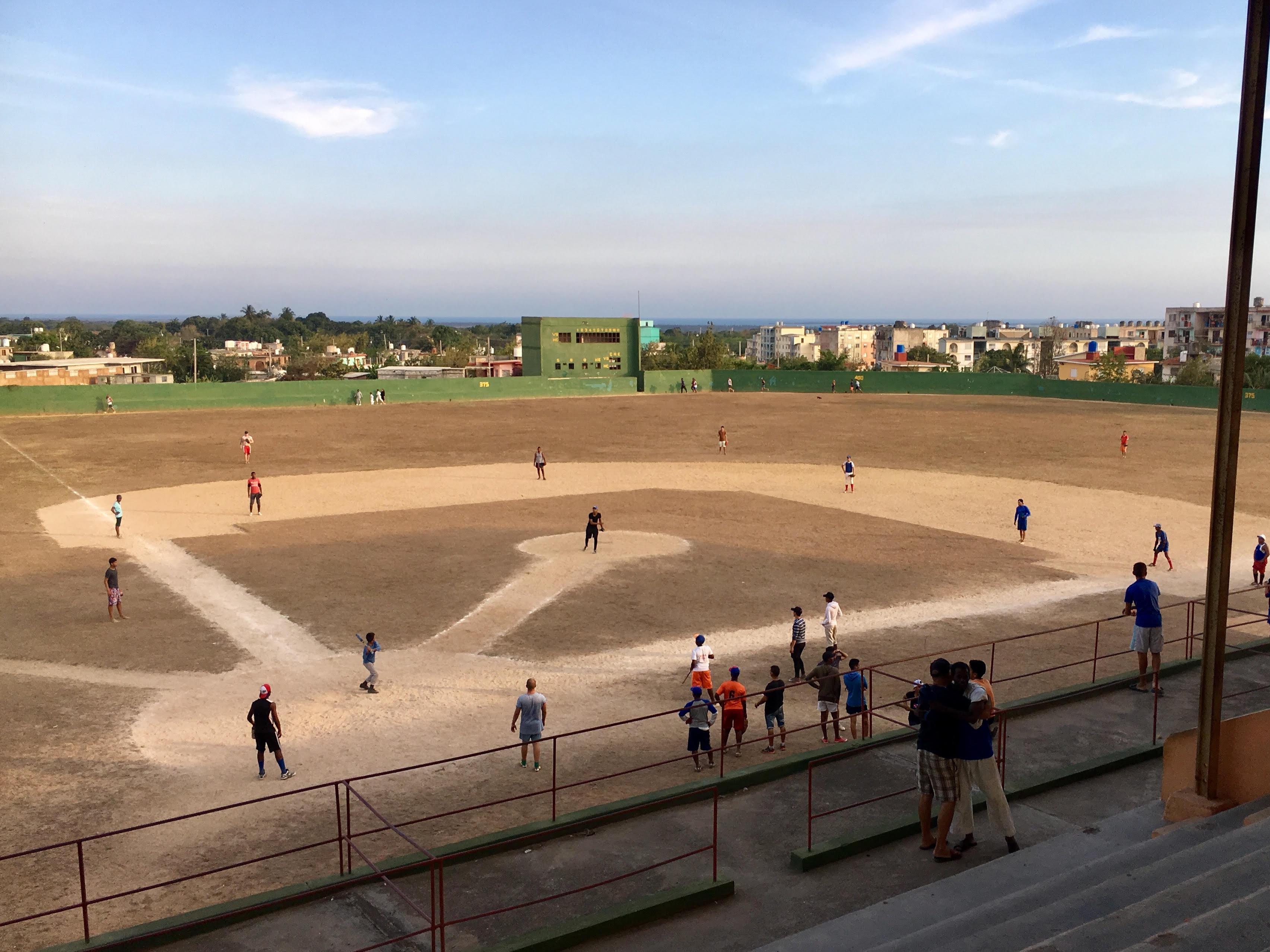 Baseball in Cuba 2017