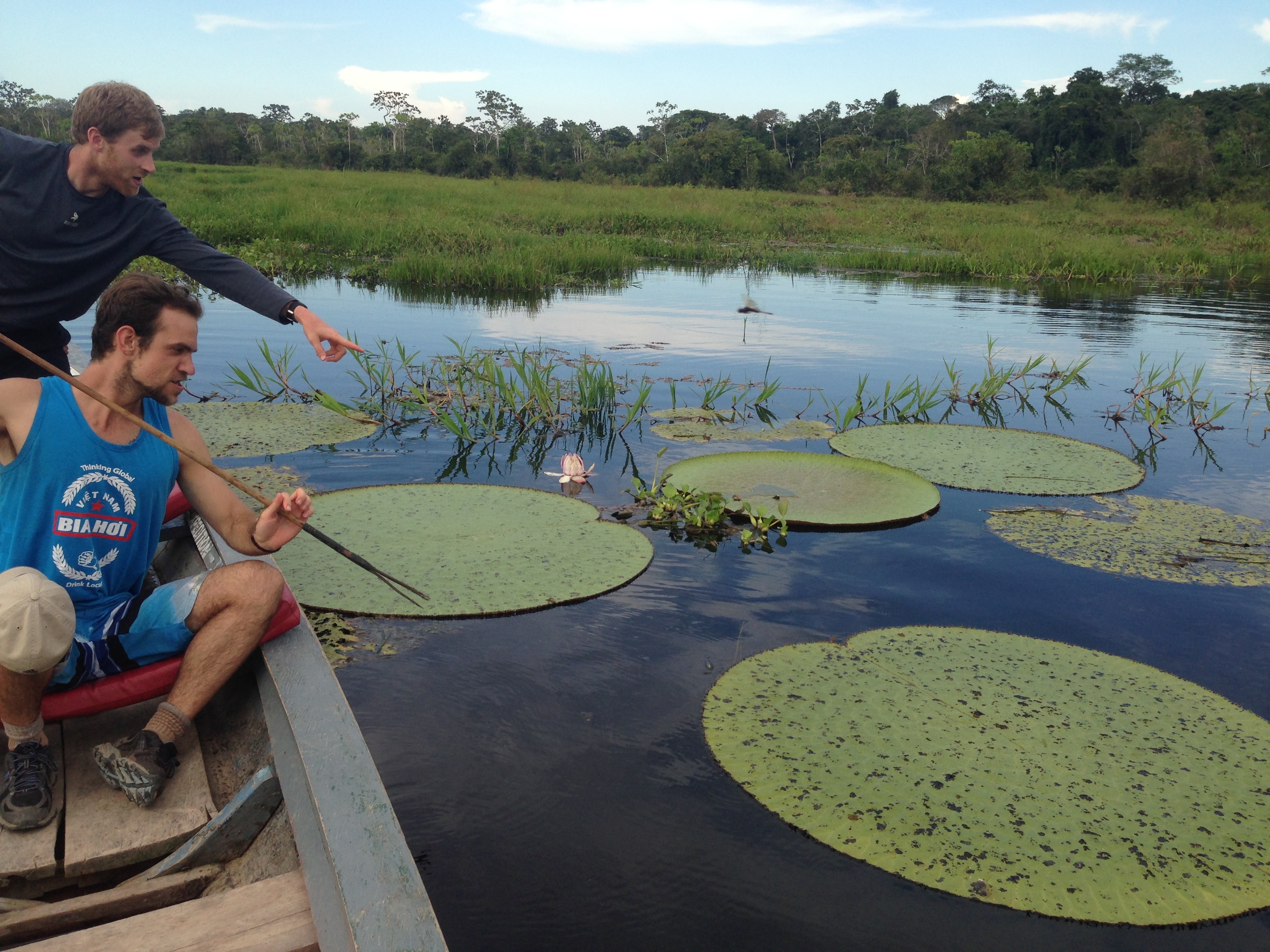 Peruvian Amazon Trip 2014