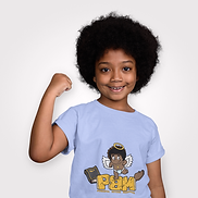 mockup-of-a-strong-girl-wearing-a-t-shir