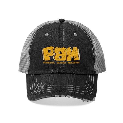 PBM Trucker Hat Vintage