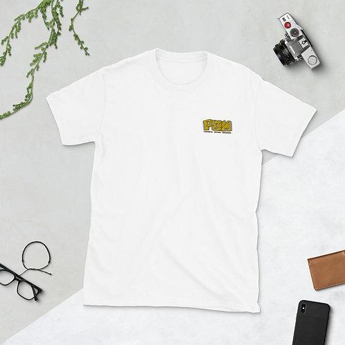 Short-Sleeve Deep Stitch Unisex T-Shirt