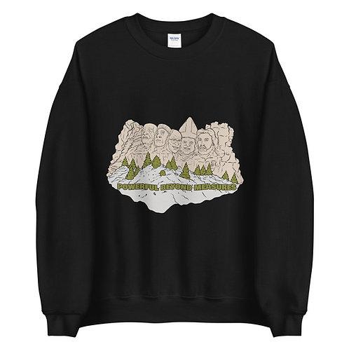 Religion Mountain Sweatshirt