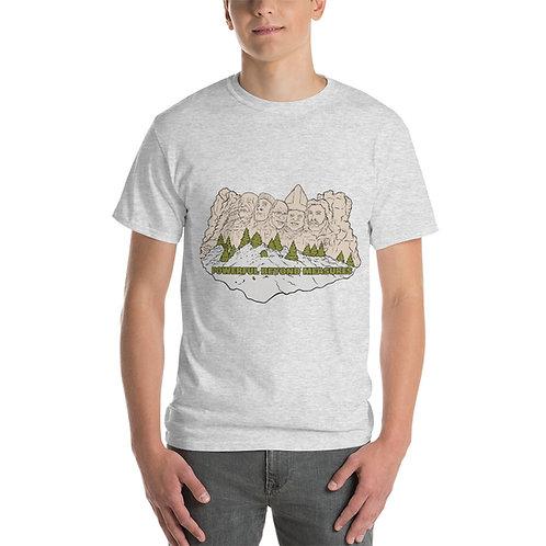 Religion Mountain T-Shirt