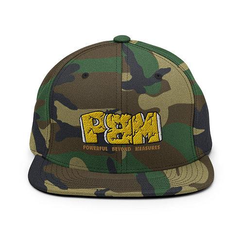 PBM Snapback Hat