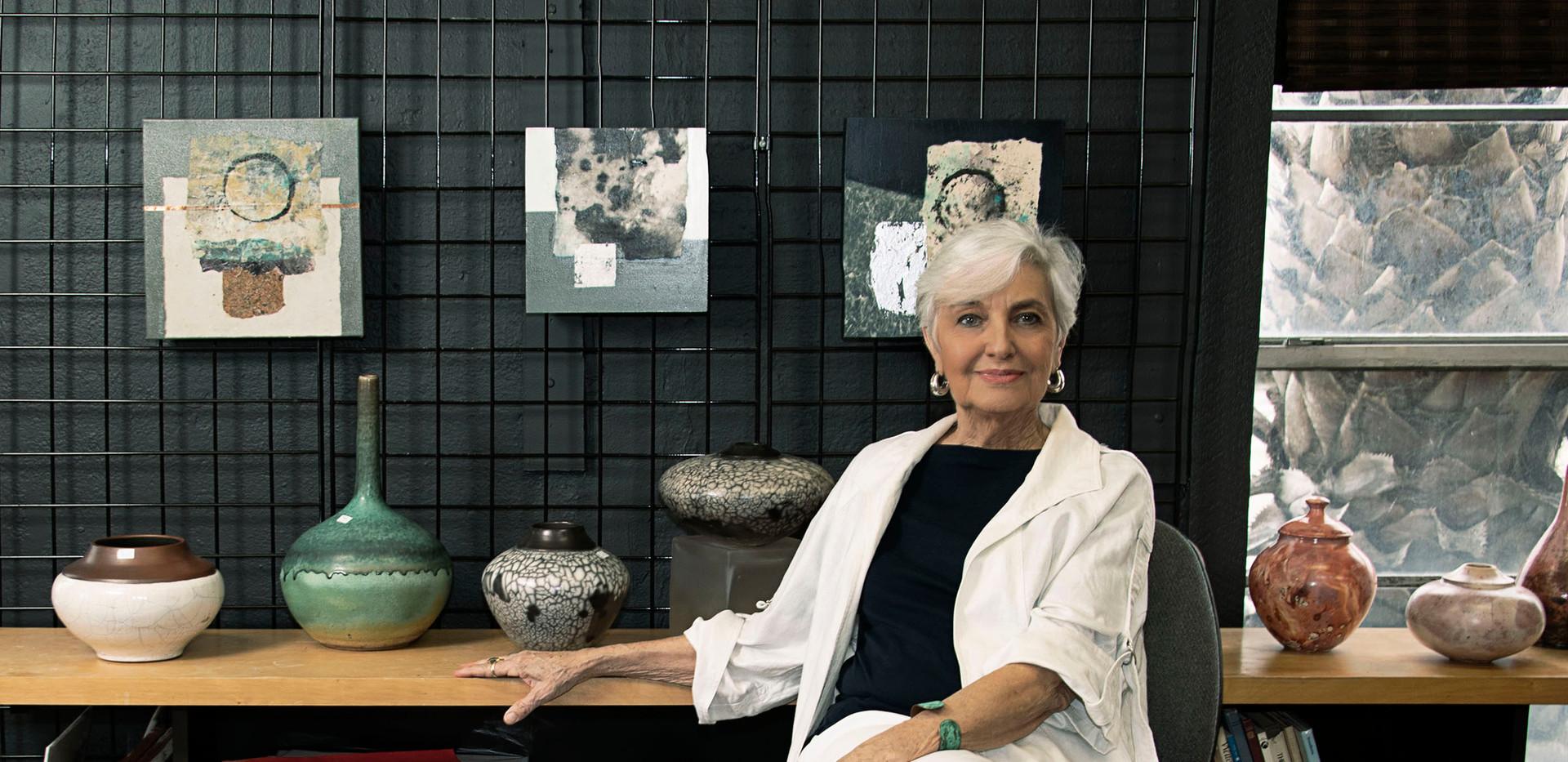 Anita Diebel, artist