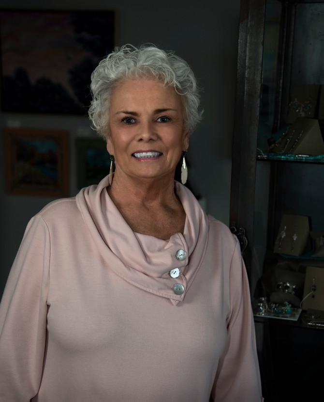 Diane Johnson, artist