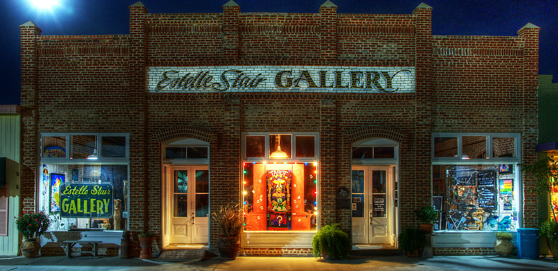 Estelle Stair Gallery, Rockport, Texas