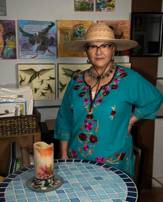 Elsa Mathews, artist