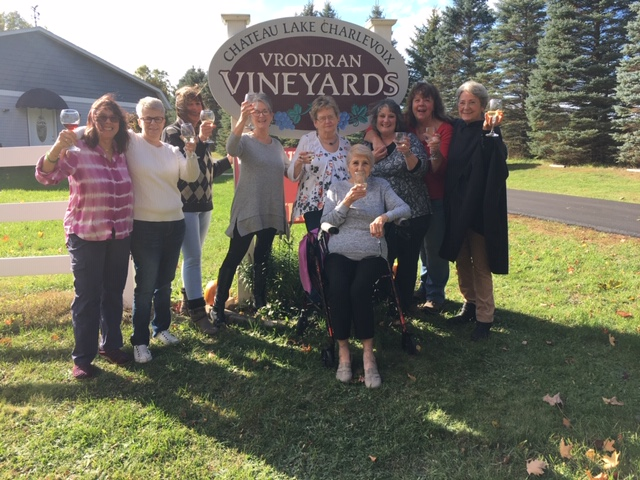 Wine tour Ladies