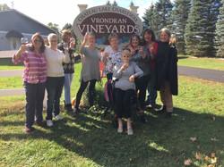 Wine tour Ladies
