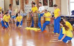 village créa capoeira 2014
