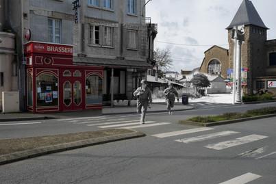 Hôtel des terrasses 1944/2018