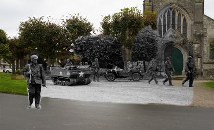 Eglise St Marie du Mont 44/17
