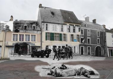 Trévières 1944/2017