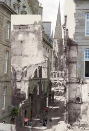 Rue St Vincent à St Malo 44/17