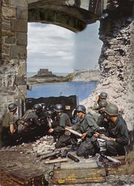 Porte des champs Vauverts 1944/2017