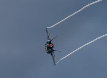 F-35 Postcombustion