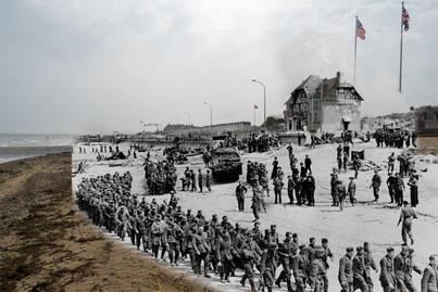 Prisonniers à Juno en 1944/2017