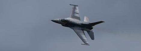F-16 Viper Solo Display