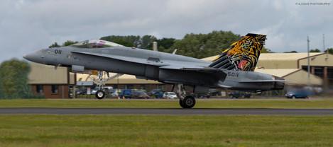 F-18 Take Off