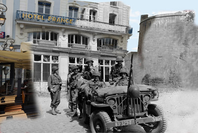 Hôtel Chateaubriand 1944-2018